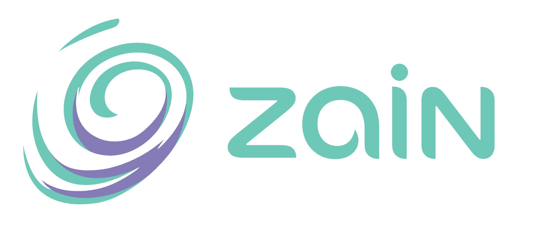 Zain Telecommunications Logo